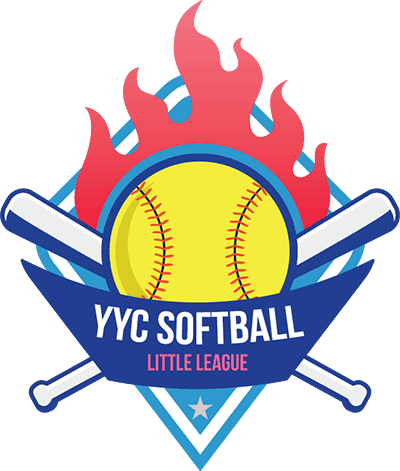 YYC Girls Softball Calgary Logo
